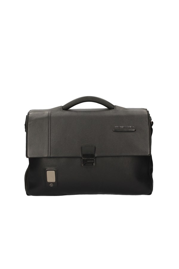 PIQUADRO Business Bags BLACK