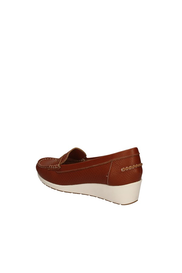 MELLUSO Loafers LEATHER