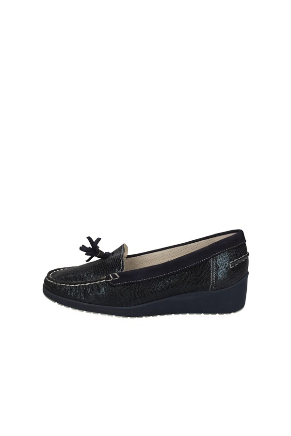 MELLUSO Loafers BLUE