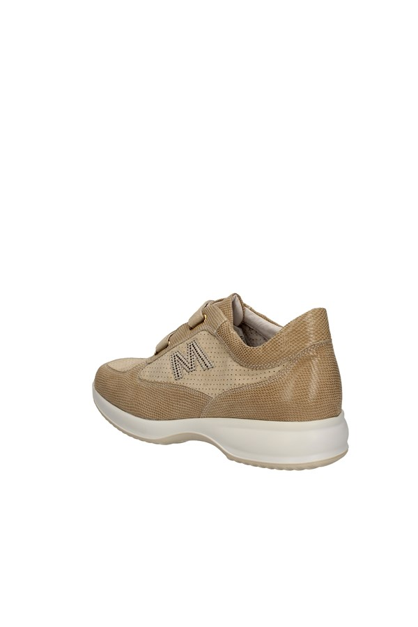 MELLUSO SNEAKERS NUDE