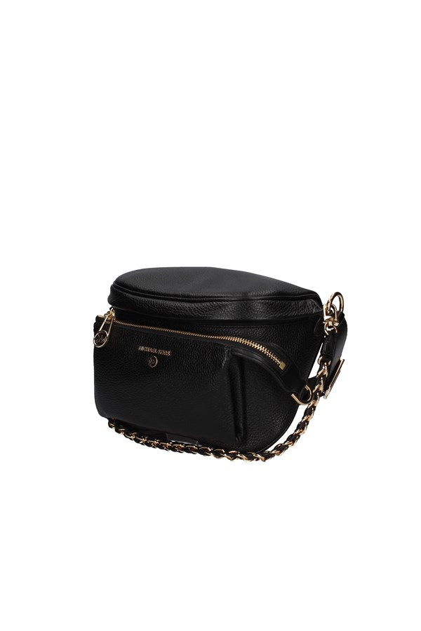MICHAEL KORS pouch BLACK