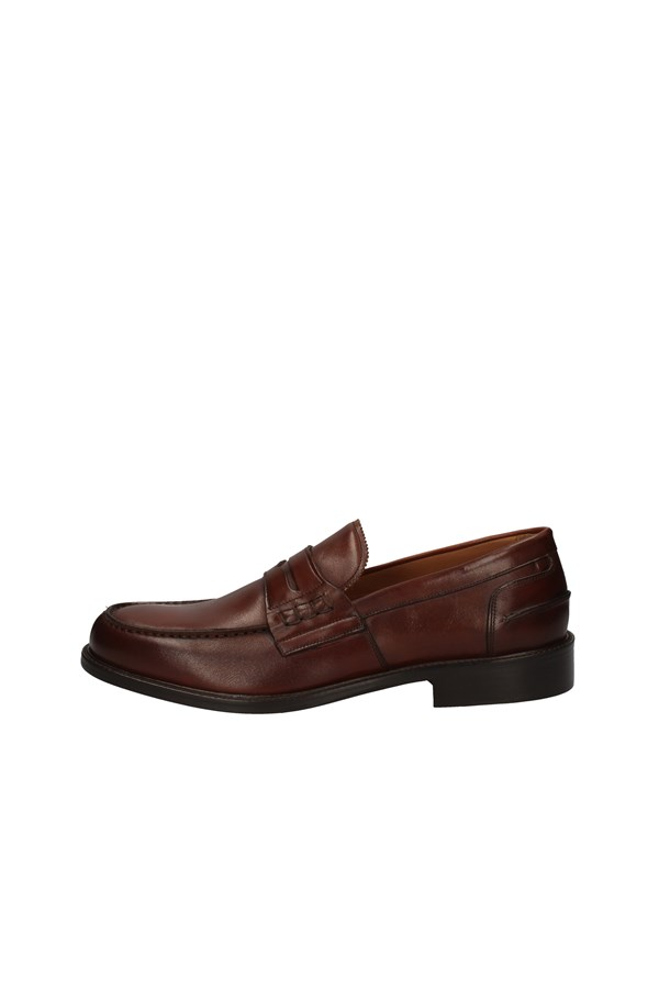 BEN.TER IT SHOES MOCCASIN TOBACCO