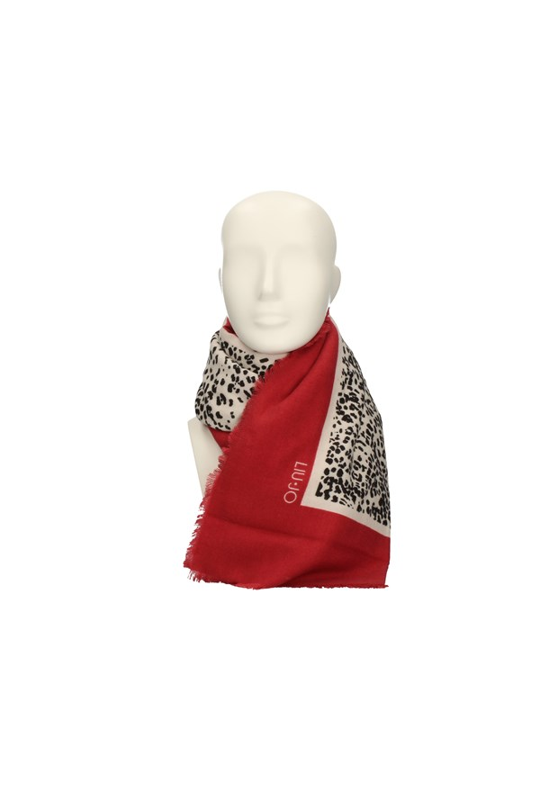 LIU JO Scarves BORDEAUX