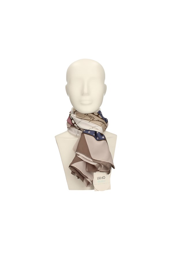 LIU JO Scarves BROOKLYN PRINT