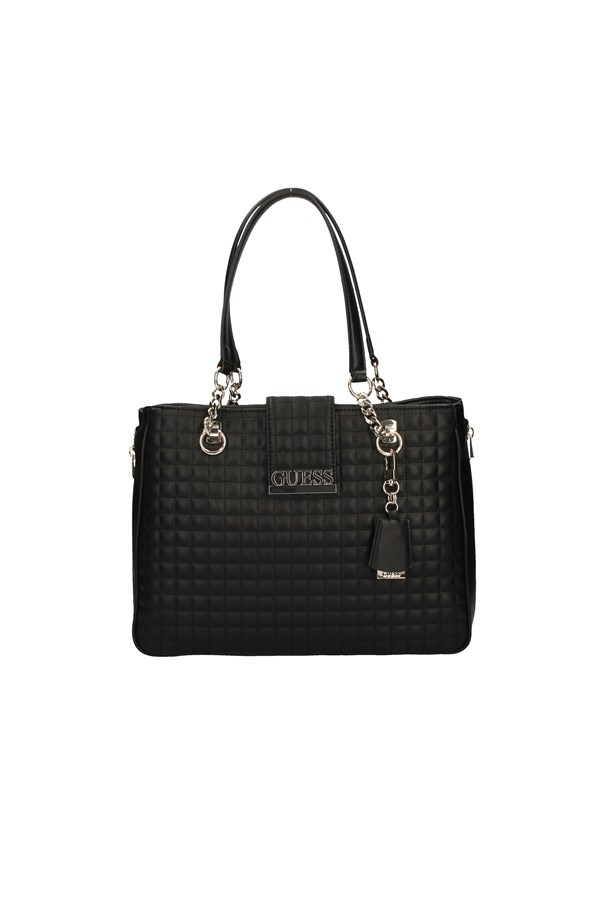 GUESS Shopping bags BLACK