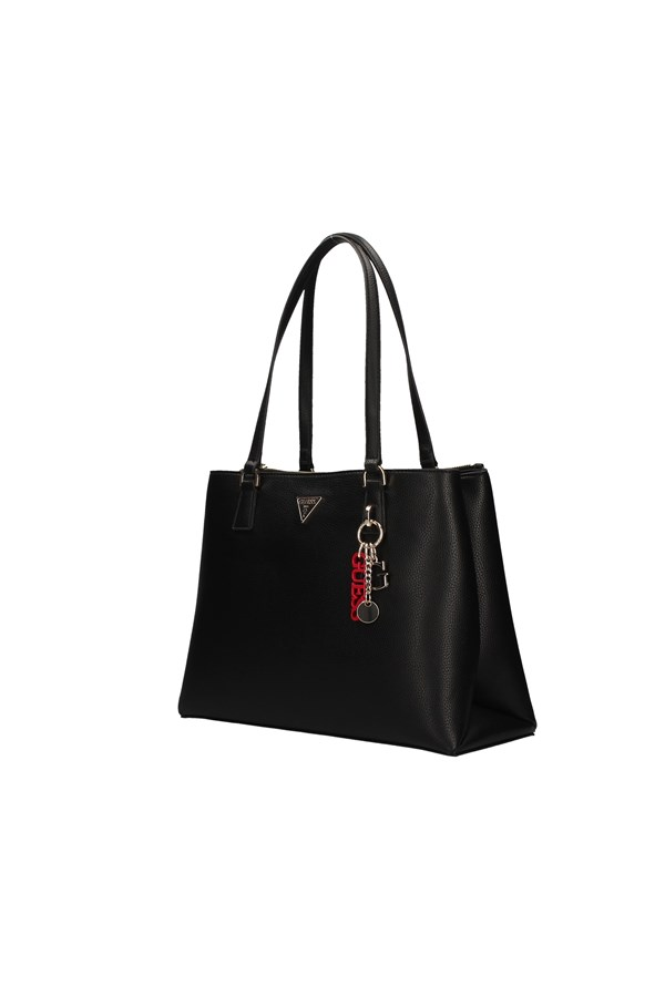 GUESS SHOPPER BLACK