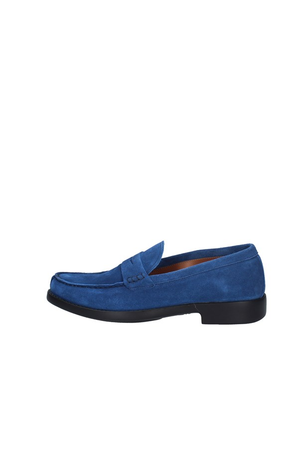 BRIAN CRESSLow shoes  Loafers X79 ELECTRIC BLUE