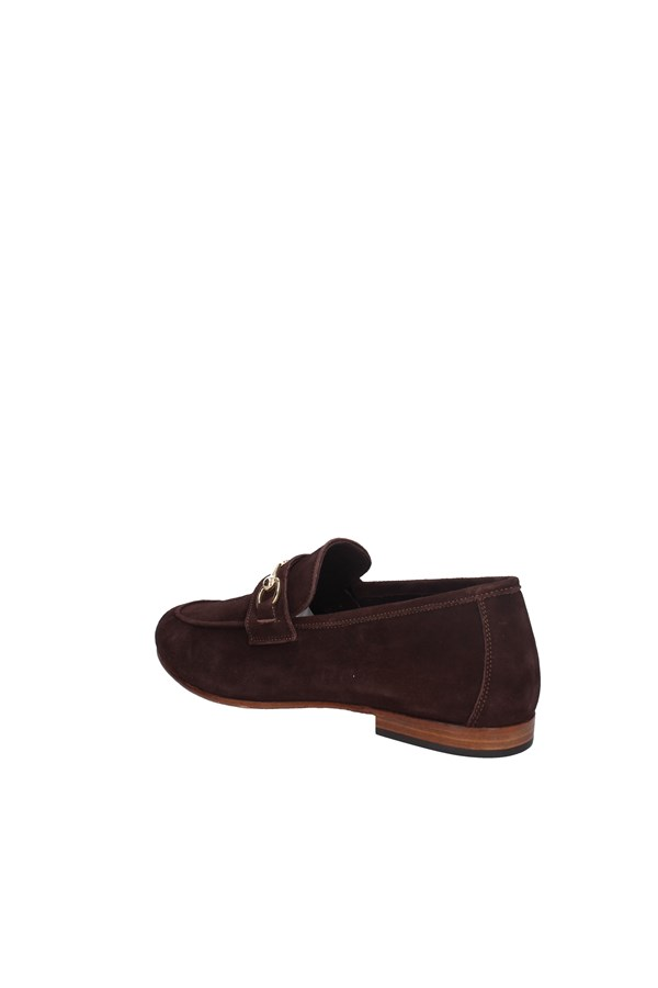 MELLUSO MOCCASIN BROWN