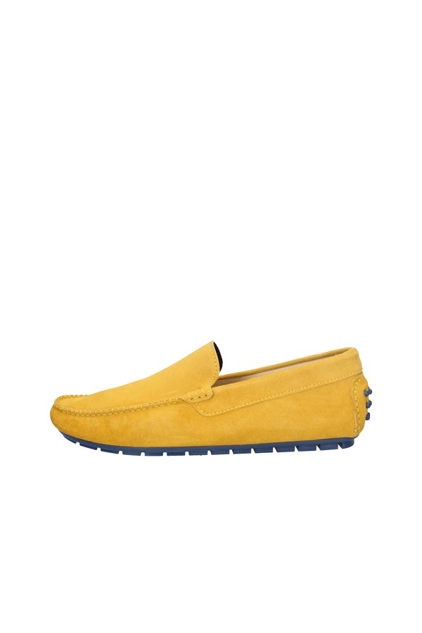 MELLUSO Loafers YELLOW