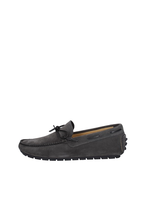 MELLUSO MOCCASIN GREY