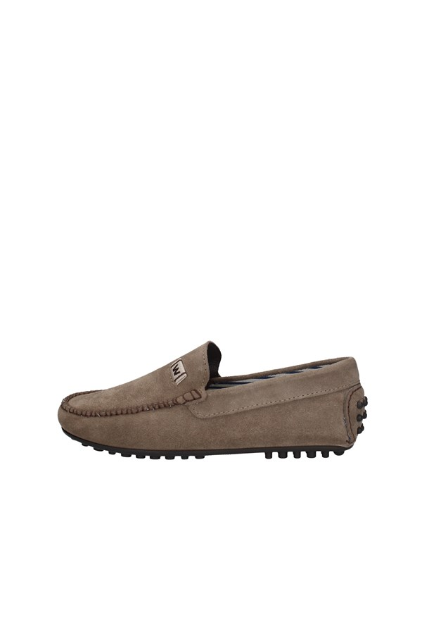 MELLUSO Loafers TAUPE