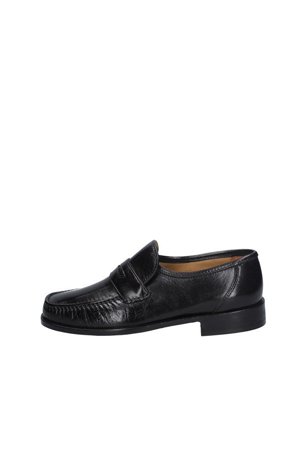 MELLUSO MOCCASIN BLACK