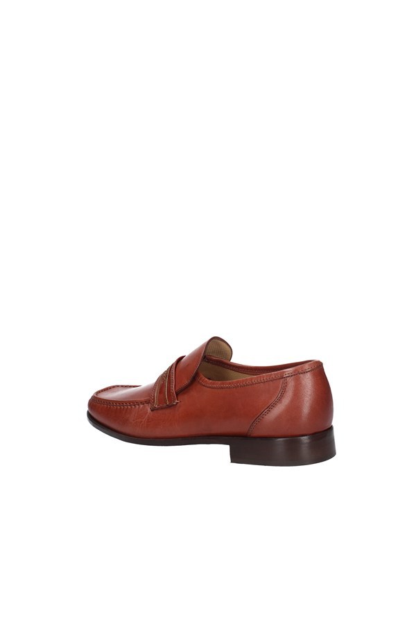 MELLUSO Loafers REDDISH