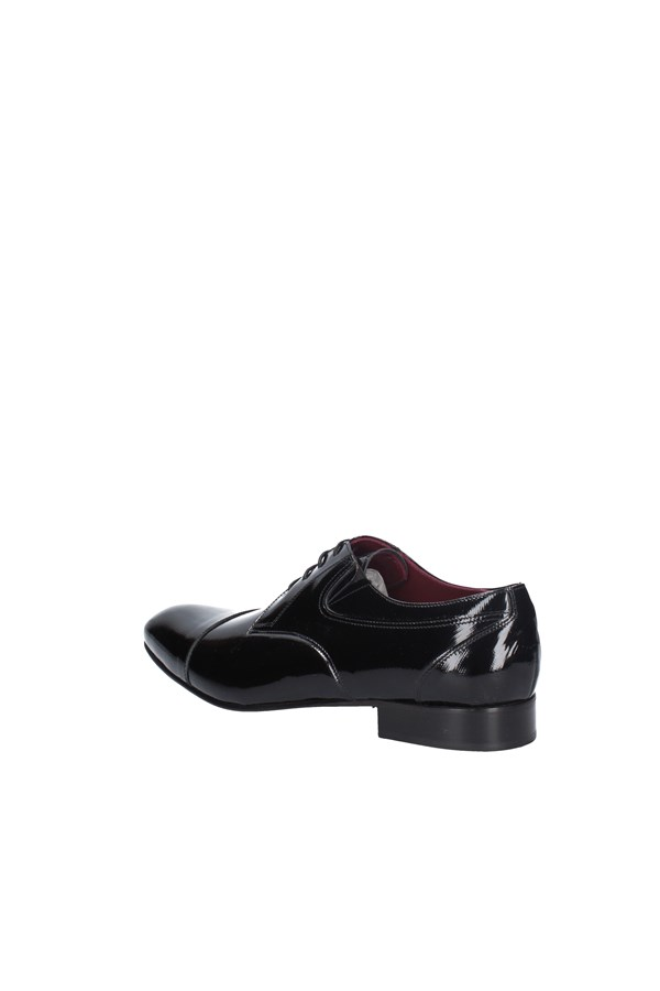 MELLUSO Derby BLACK