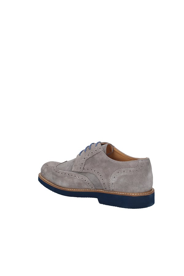 MELLUSO Derby GREY