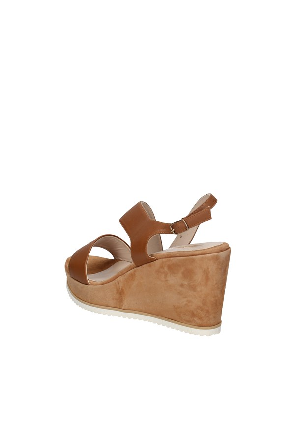 MELLUSO WEDGES LEATHER