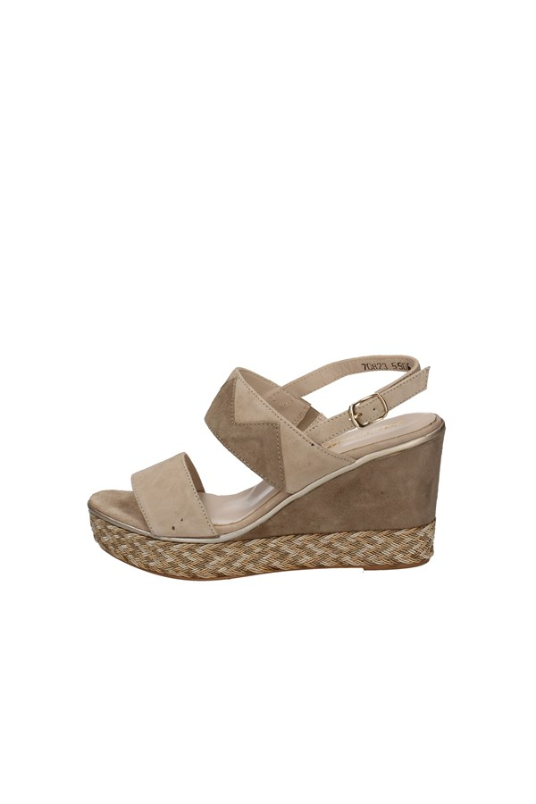 MELLUSO WEDGES ROPE