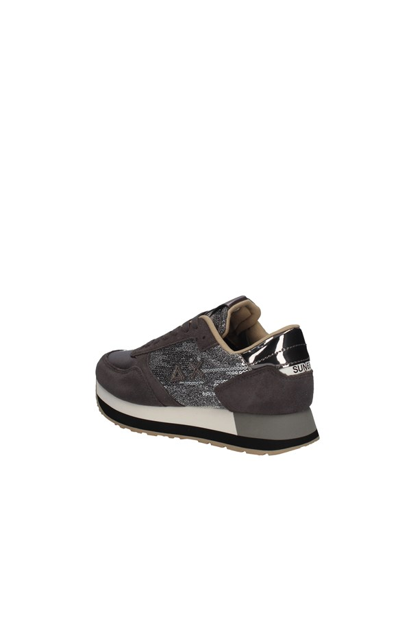 SUN68 SNEAKERS DARK GRAY