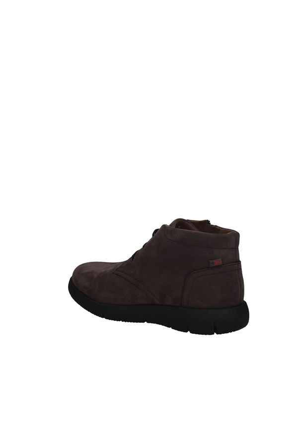 STONEFLY ankle boots CHOCOLATE