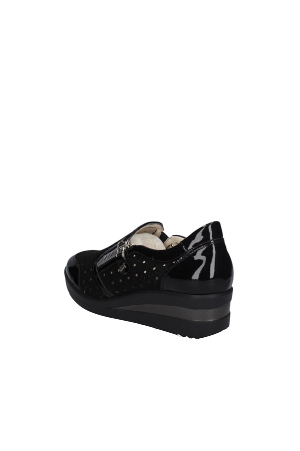 MELLUSO Slip on BLACK