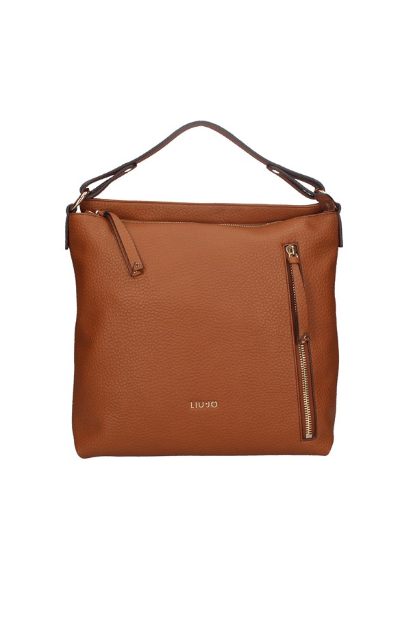 LIU JO SHOPPER BROWN