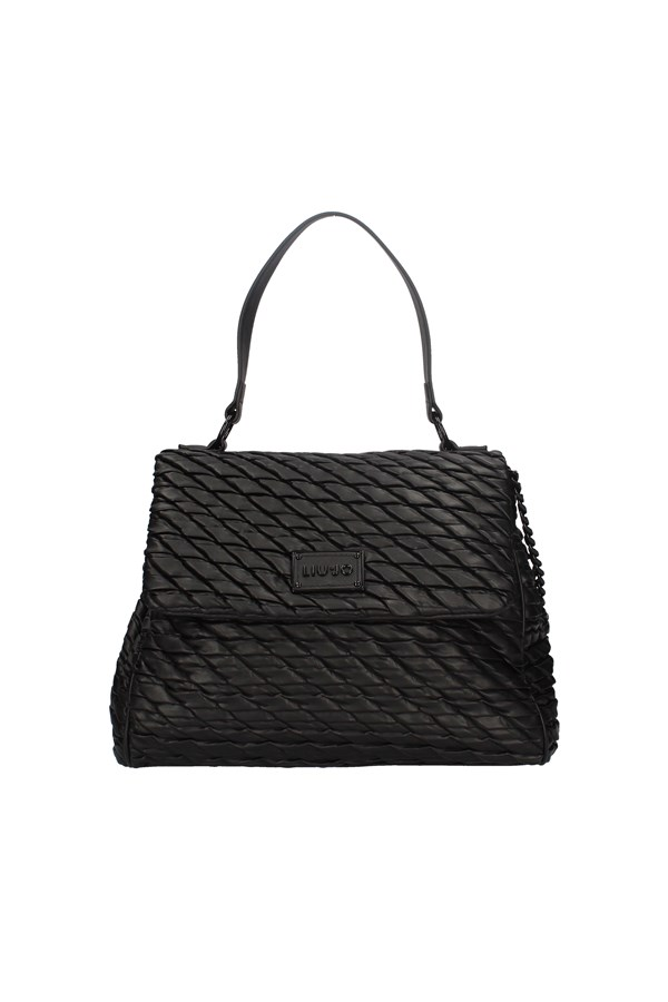 LIU JO  SHOPPER NF0121E0449 BLACK