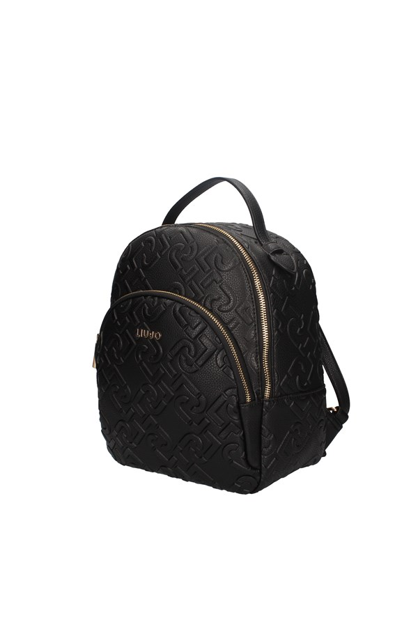 LIU JO BACKPACK BLACK