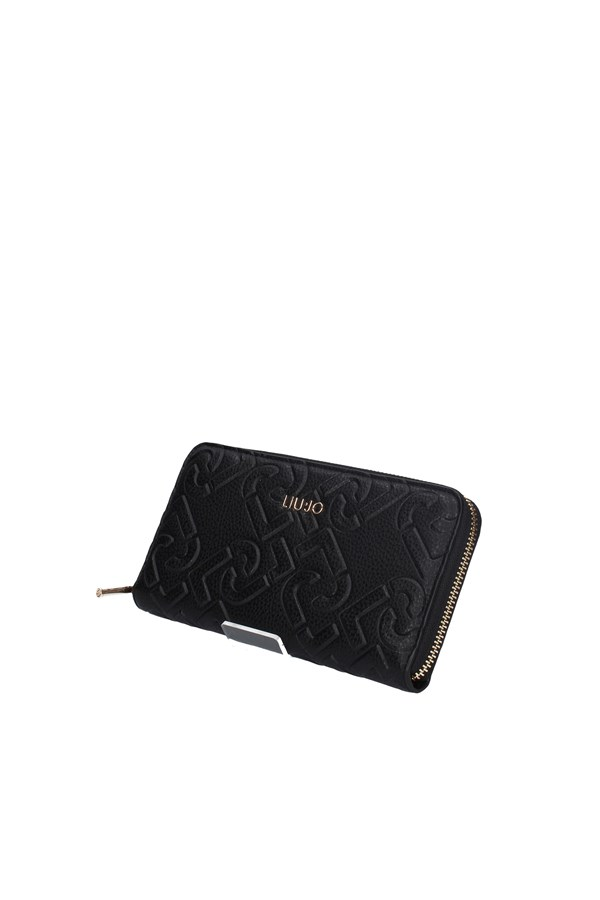 LIU JO WALLET BLACK