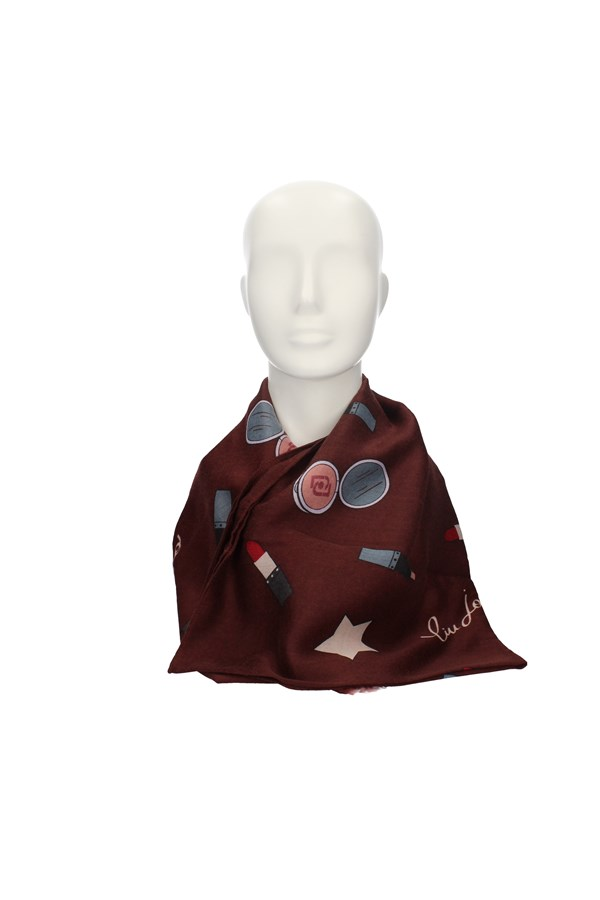 LIU JO Scarves WINE