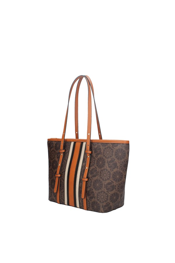 GATTINONI ROMA Shopping bags MULTICOLOR