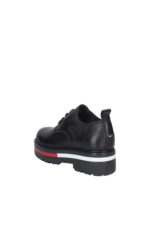 TOMMY JEANS  low BLACK