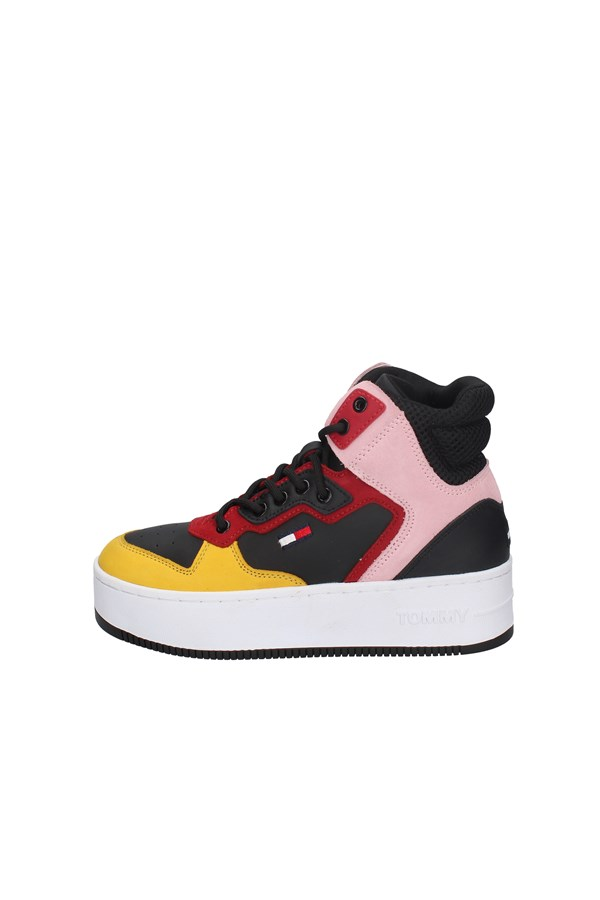 TOMMY JEANS SNEAKERS MULTICOLOR