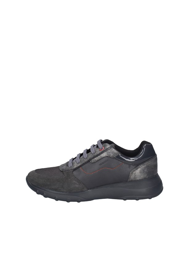 GEOX  low ANTHRACITE