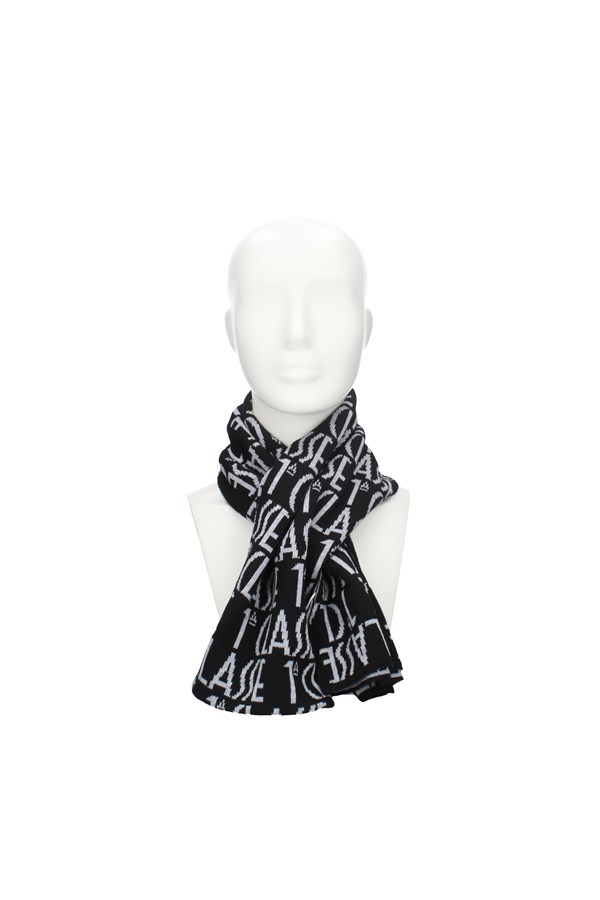 ALVIERO MARTINI Scarves BLACK