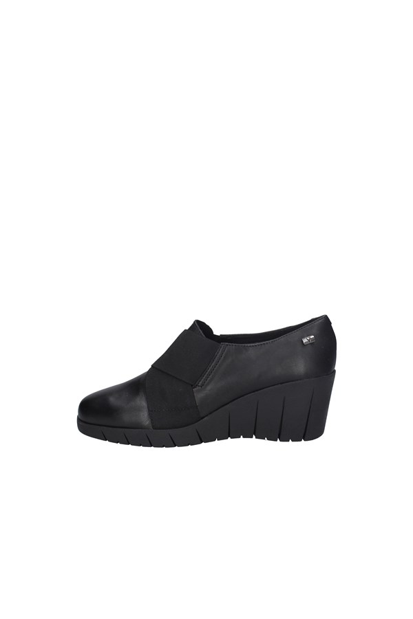 VALLEVERDE Slip on BLACK