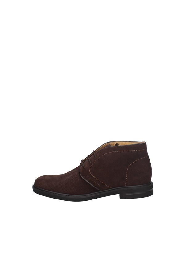 HUDSON ankle boots BROWN