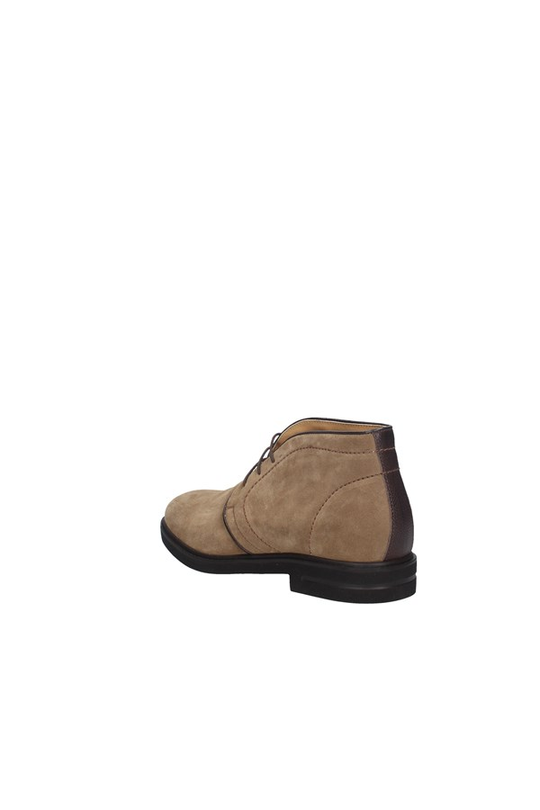 HUDSON ankle boots TAUPE