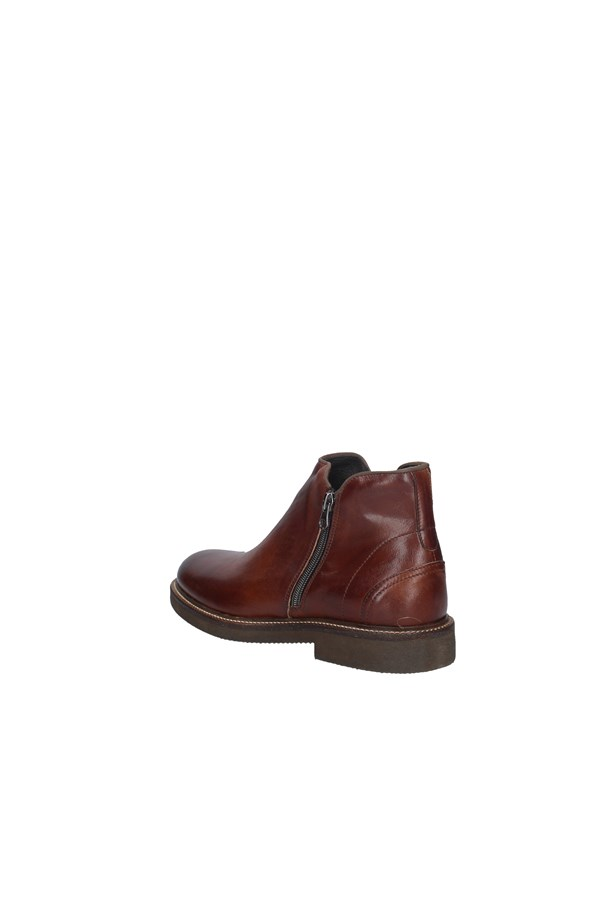 EXTON boots LEATHER