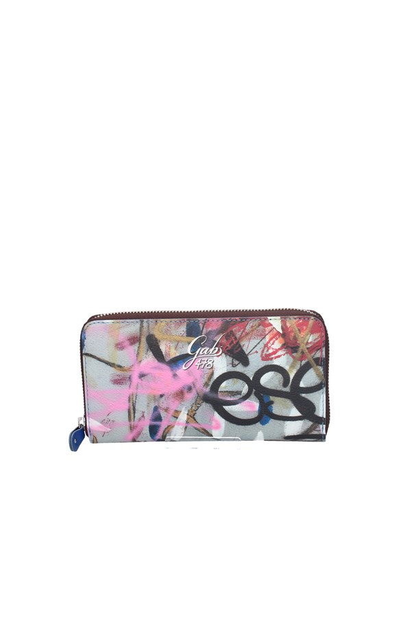 GABS Banknote holder MULTICOLOR