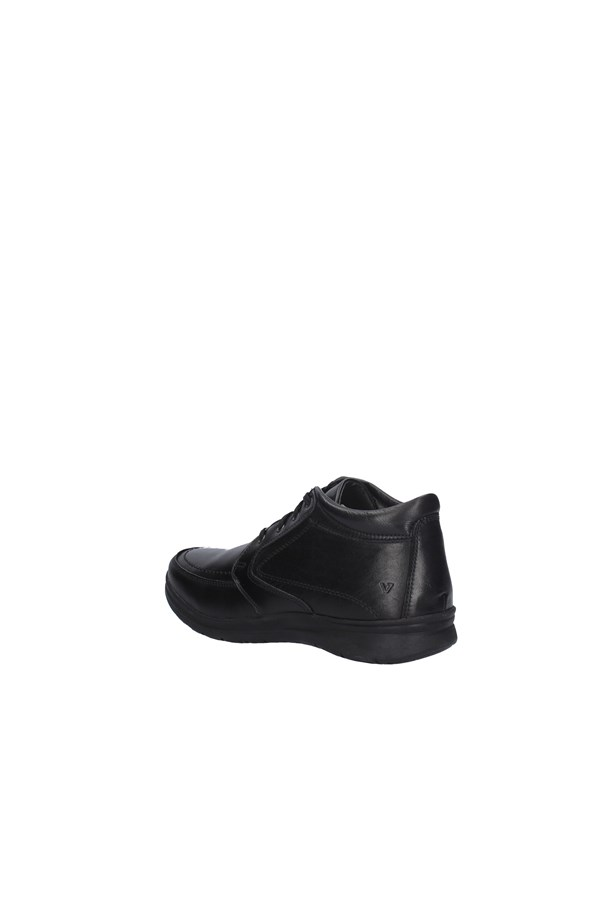 VALLEVERDE boot BLACK