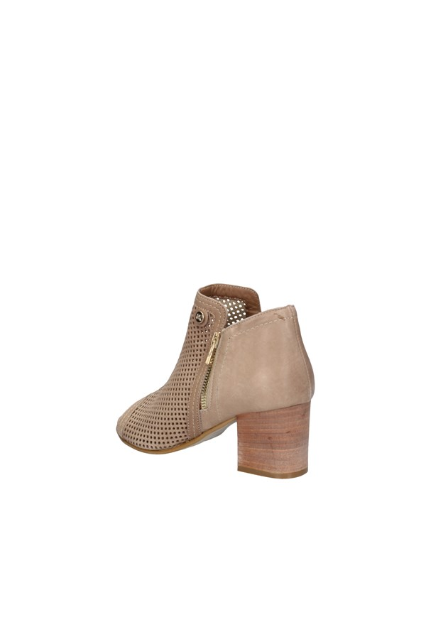 MELLUSO With heel TAUPE