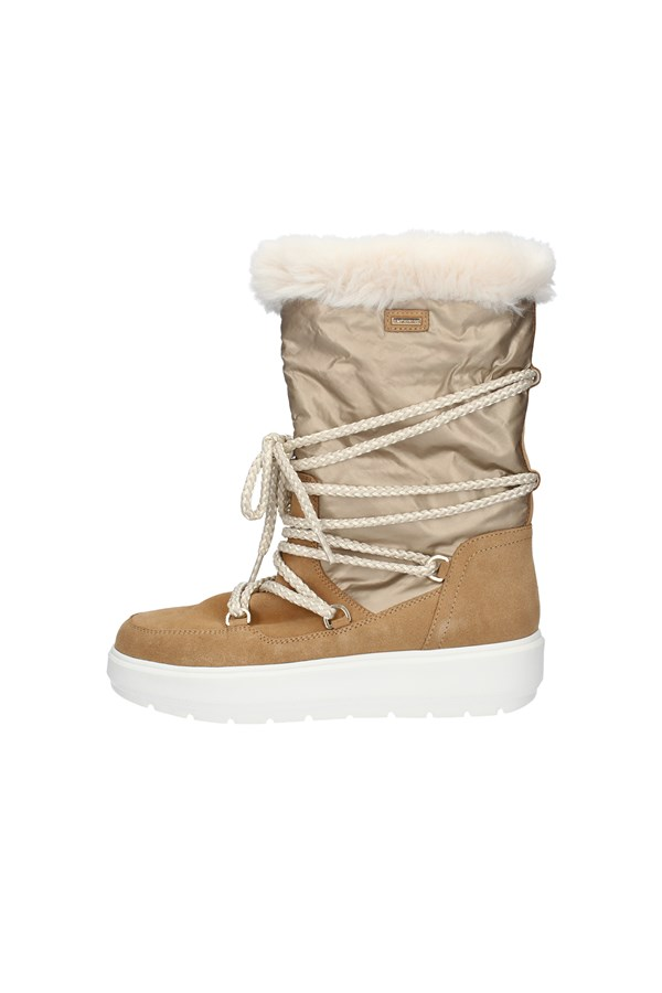 GEOX BOOTS CAMEL