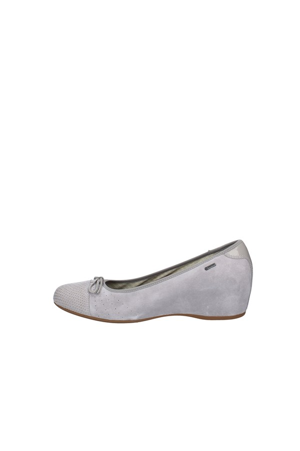 MELLUSO Loafers SILVER