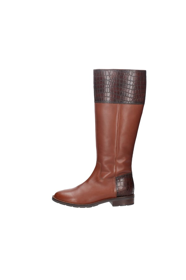 GEOX BOOT BROWN