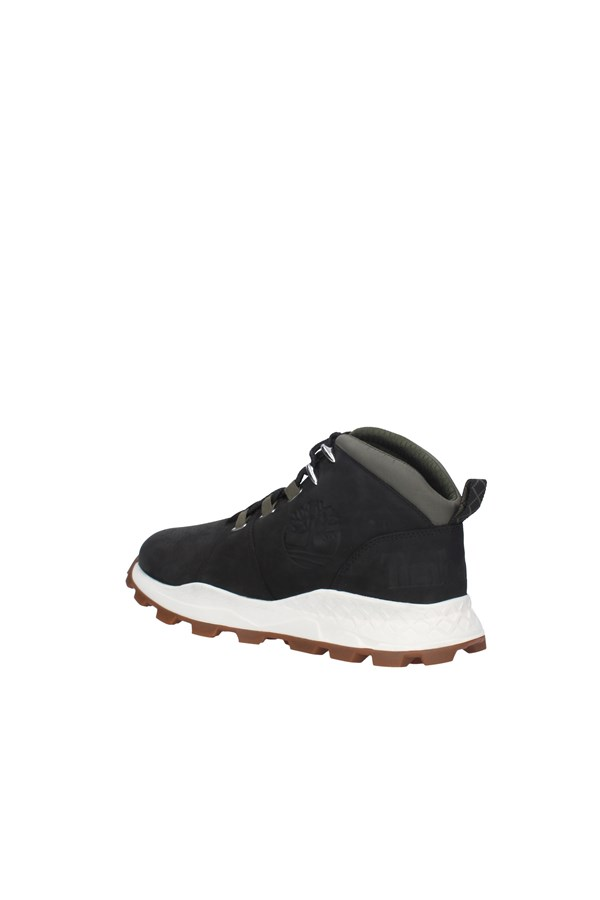 TIMBERLAND  high BLACK