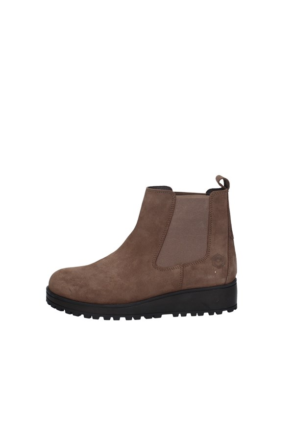 LUMBERJACK boots TAUPE
