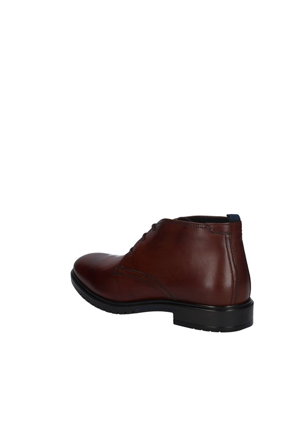 VALLEVERDE Ankle BROWN
