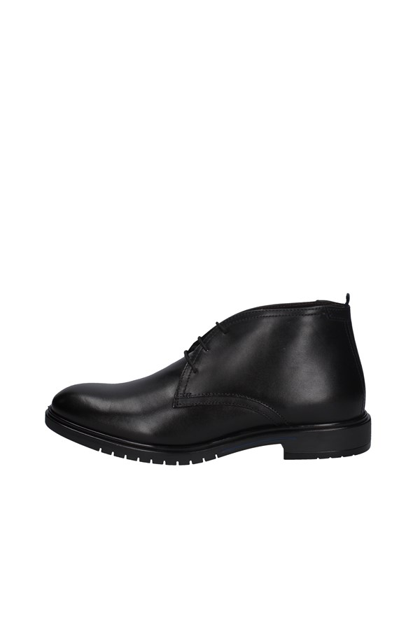 VALLEVERDE Ankle BLACK