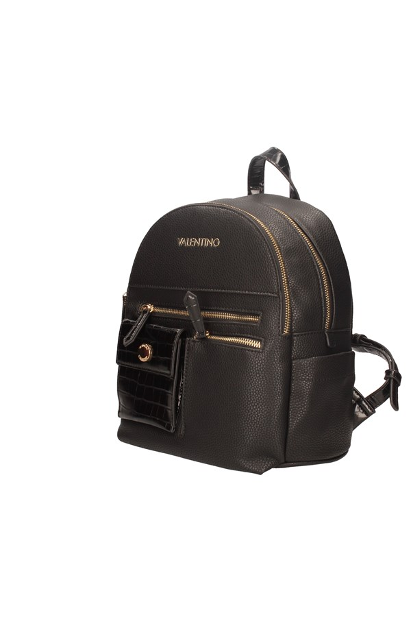 M.VALENTINO BAGS BACKPACK BLACK