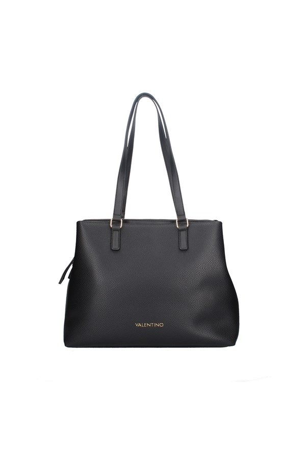 M.VALENTINO BAGS Shopping bags BLACK
